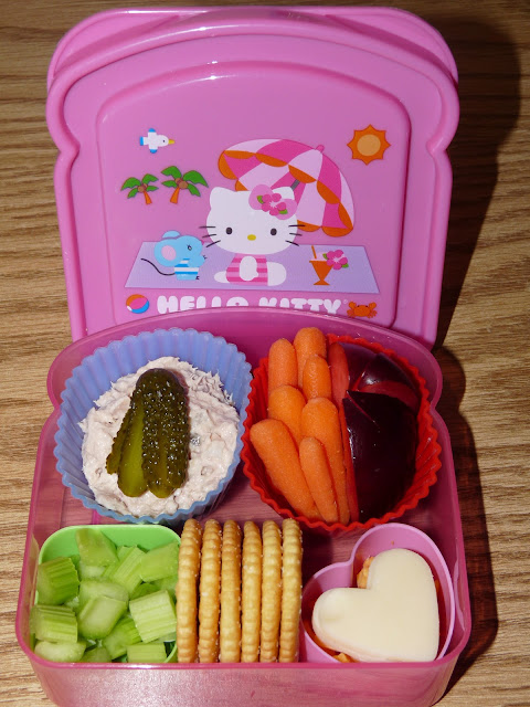 tuna salad bento box