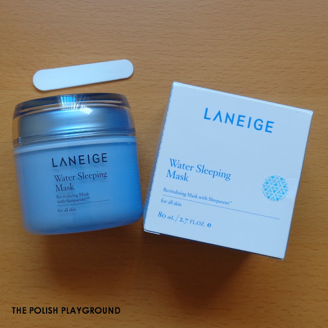 Influenster - Laneige Advanced Water Science Skincare Voxbox Unboxing