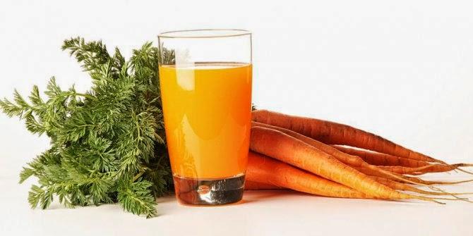 worte, jus wortel, vitamin A, mata, kesehatan, buah