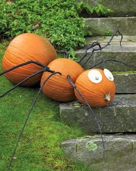 Graff mt pleasant creative halloween pumpkin