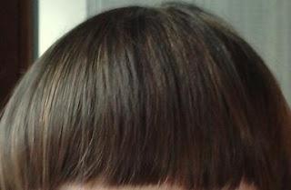 Wasze włosy u Mysi. Refleksy Sylwii.