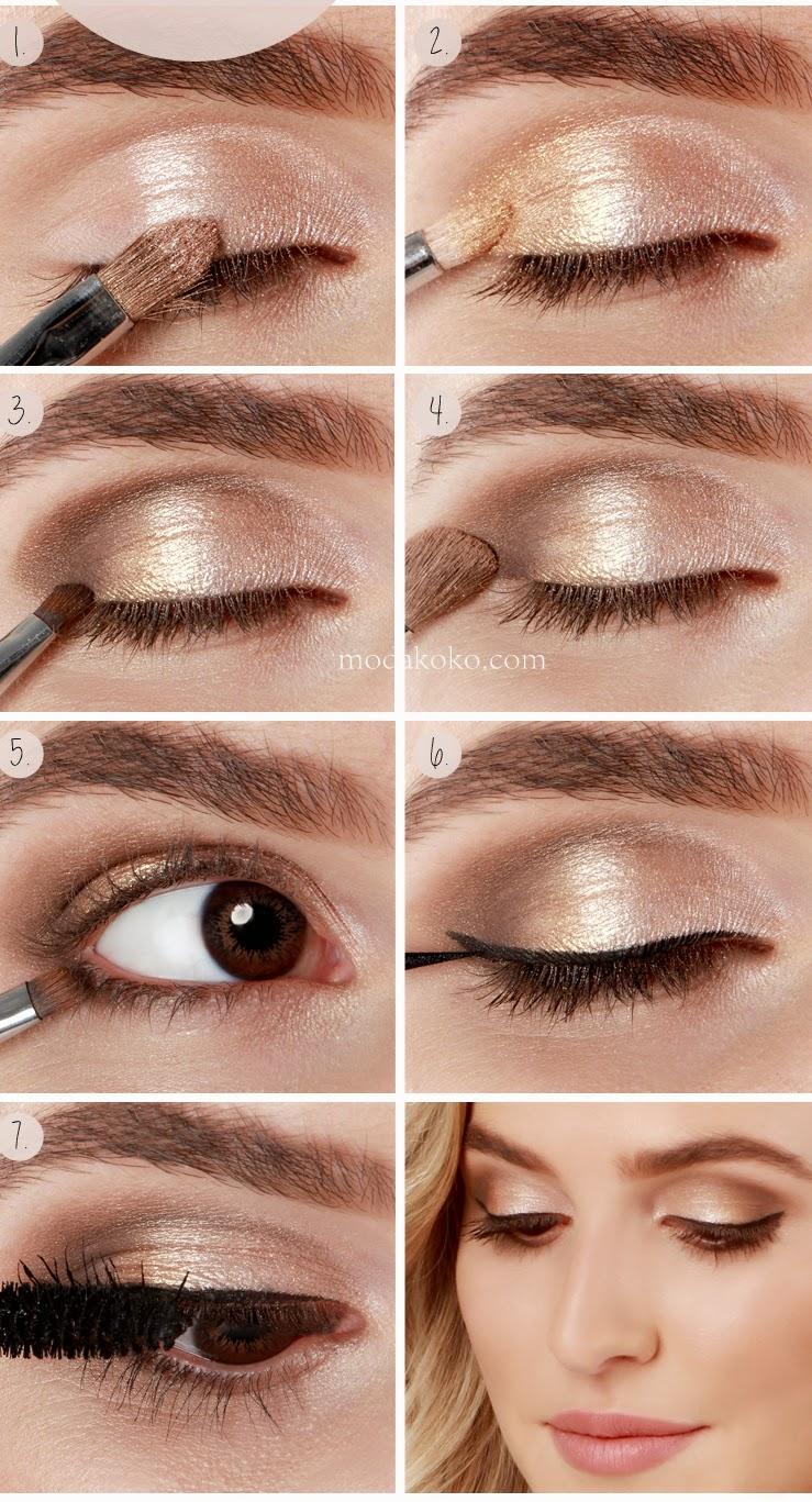 2015 Yılbaşı Göz Makyajı Önerisi