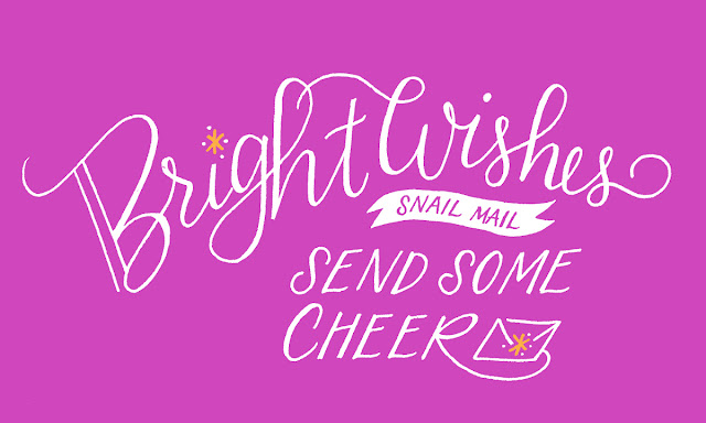 Send some cheer with Bright Wishes mail program
