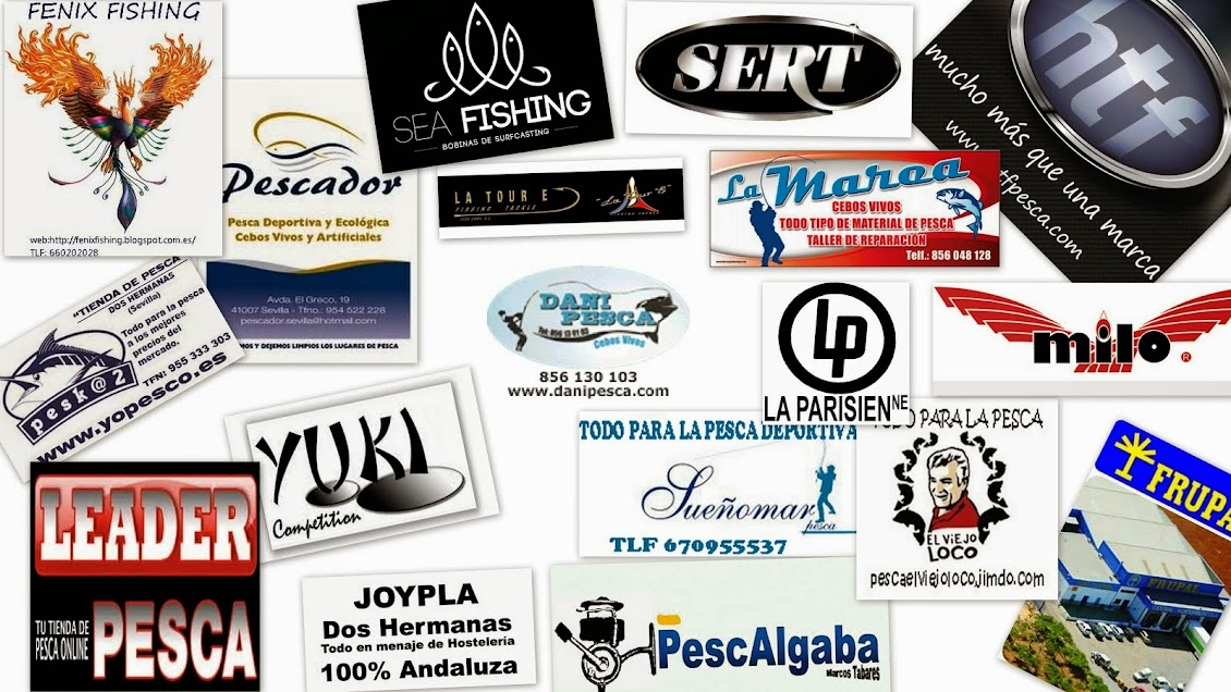 Patrocinadores Encuentro de Lance 2014