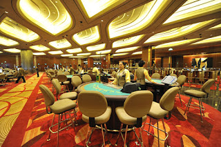 The Best Blog Ever Travel the world RTW- Family Travel Gaming Tables Marina Bay Sands Casino In Singapore