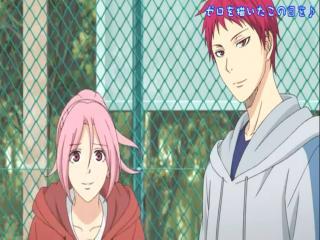 Kuroko no Basket 3 - Ova 01