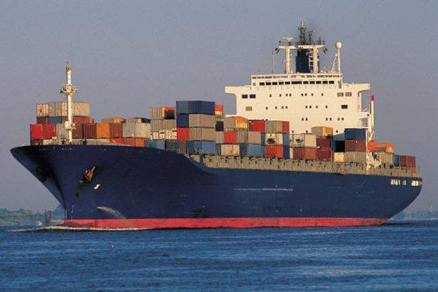 ALL ABOUT MARITIME: Ship - Container Ship