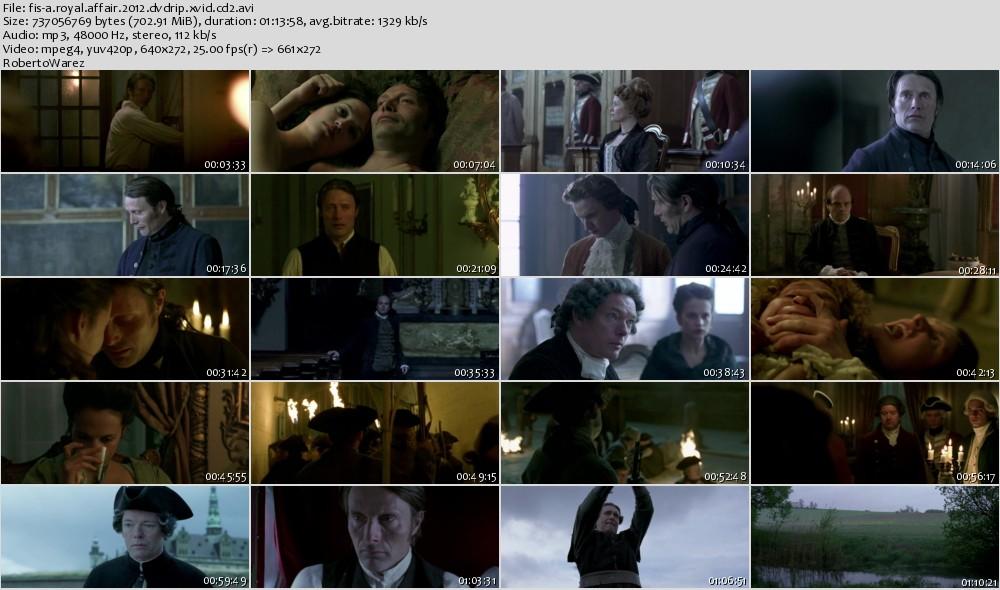 A Royal Affair (2012) DVDRip XviD FARGIRENIS