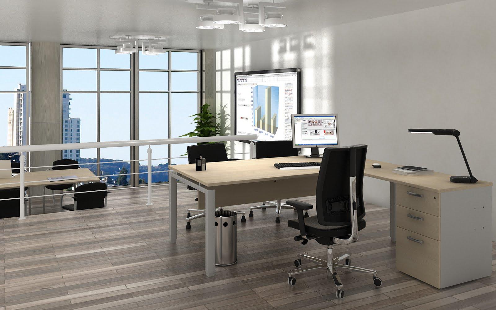 Las oficinas del futuro proyectos mobel linea for Las oficinas