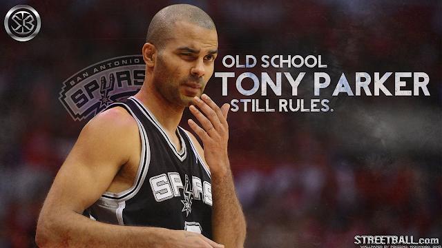 San Antonio Spurs Tony Parker