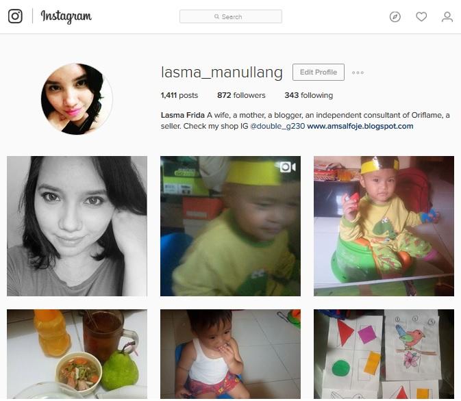 Follow My Instagram