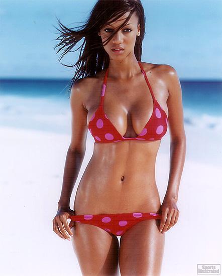 Tyra Banks Image: Top Fashion Model: Tyra Banks