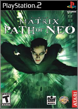 The Matrix: Path of Neo – PS2