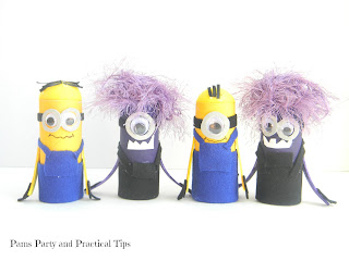 minion crafts, Despicable Me