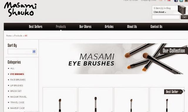 WEB MASAMI SHOUKO