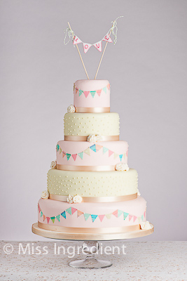 HD wallpapers wedding cake topper bunting