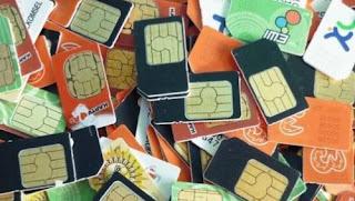 Daftar Kode ID Outlet/ Pereg / Konter untuk Registrasi Kartu baru
