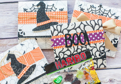 Halloween Week - How to Make Haribo Sweet Treat Wraps