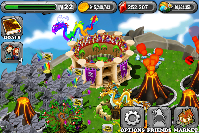 Dragons On Dragon Vale