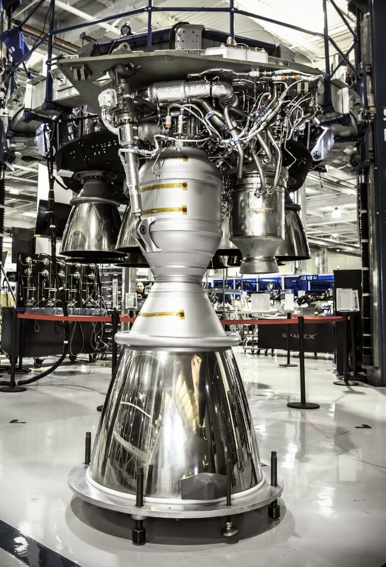 Aviation Analysis Wing: SpaceX completes 100th Merlin-1D