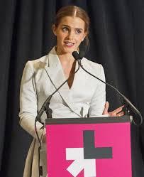 El Memorable mensaje de Emma Watson ovacionado en las Naciones Unidas ONU en New York