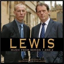Inspector Lewis soundtrack