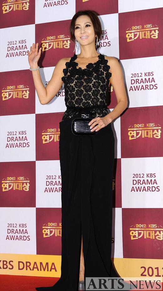 Kim Nam Joo 2012 KBS Drama Awards