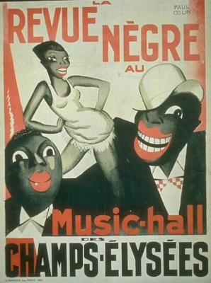 revue negre 1925
