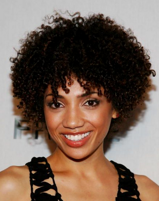 hair style celeb: New natural hair styles