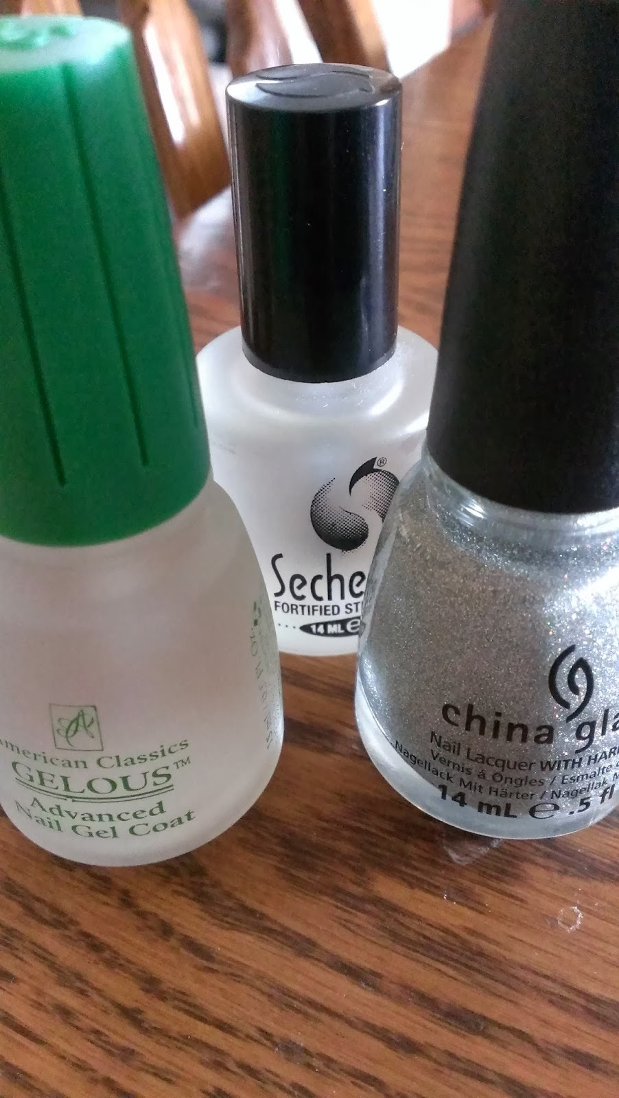 If i had anything to say pinterest test diy gel nails 1 a bottle of gelous advanced nail gel coat 2 a bottle of china glaze polish in your desired color i used glistening snow solutioingenieria Images