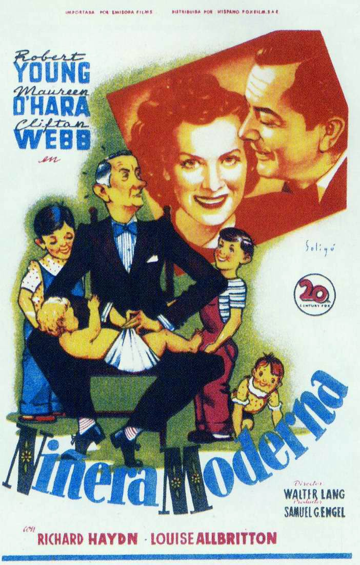 ni u00f1era moderna  1948  hd  cine online