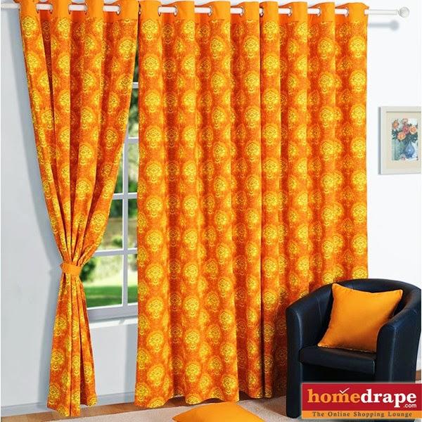 Online Printed Curtains