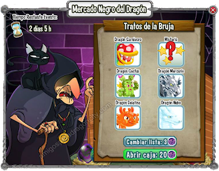 imagen del mercado negro del dragon