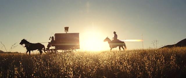 Django unchained - tramonto