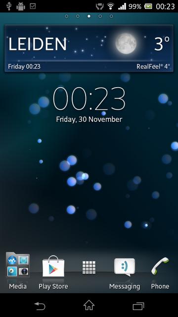 Xperia Launcher v1.3.6