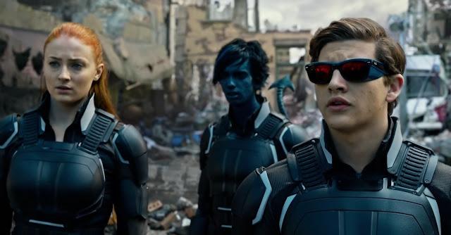 Assista ao primeiro trailer de X-Men: Apocalipse, com Oscar Isaac, Jennifer Lawrence e James McAvoy