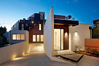 Una hermosa casa de lujo