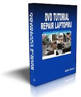 DVD cara perbaikan laptop  berisi 6DVD ( kode: DVD SL)