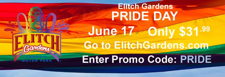 Awesome Elitch Gardens Will Also Feature A Signature Drink For Pride Day Only!  Guests Will Also Be Able To Enjoy The Electric Dragon, A Tasty Vodka  Cocktail, ... Amazing Ideas