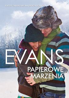 "#55 Recenzja Richard Paul Evans - ""Papierowe marzenia"""