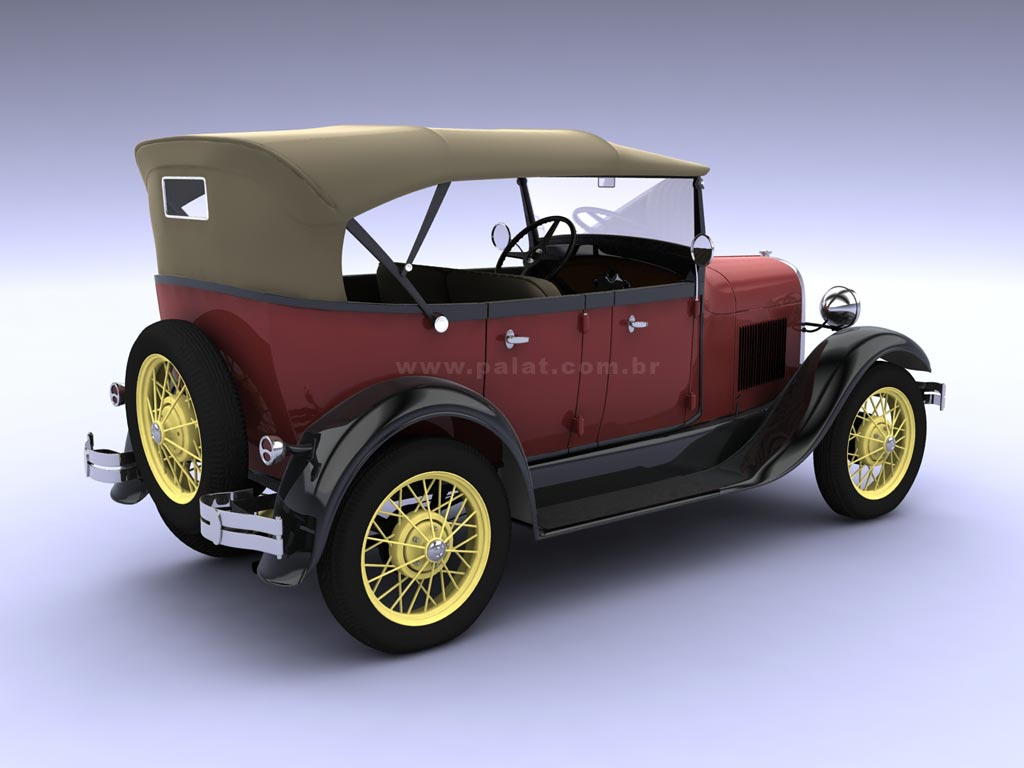 classic ford 1929