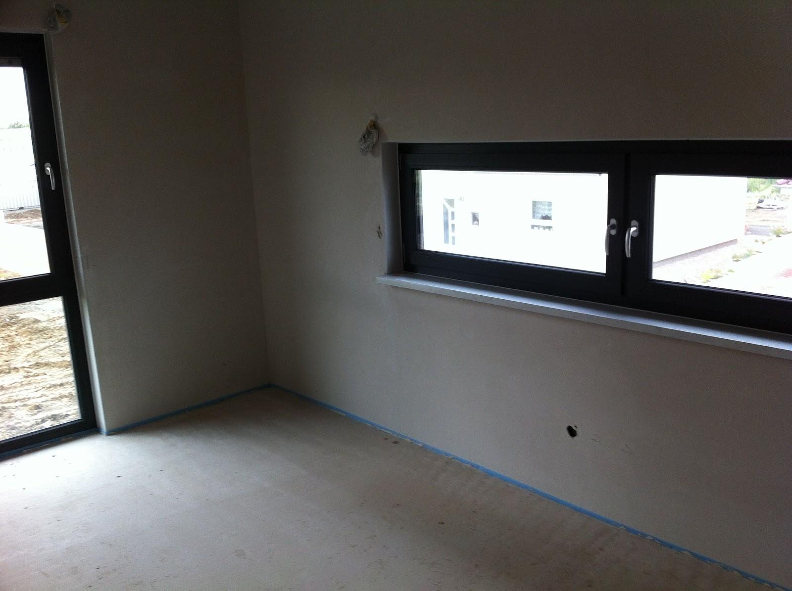 unser kern haus bautagebuch fu bodenheizung und estrich eingebracht. Black Bedroom Furniture Sets. Home Design Ideas