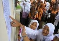 kelulusan UN SMP 2012