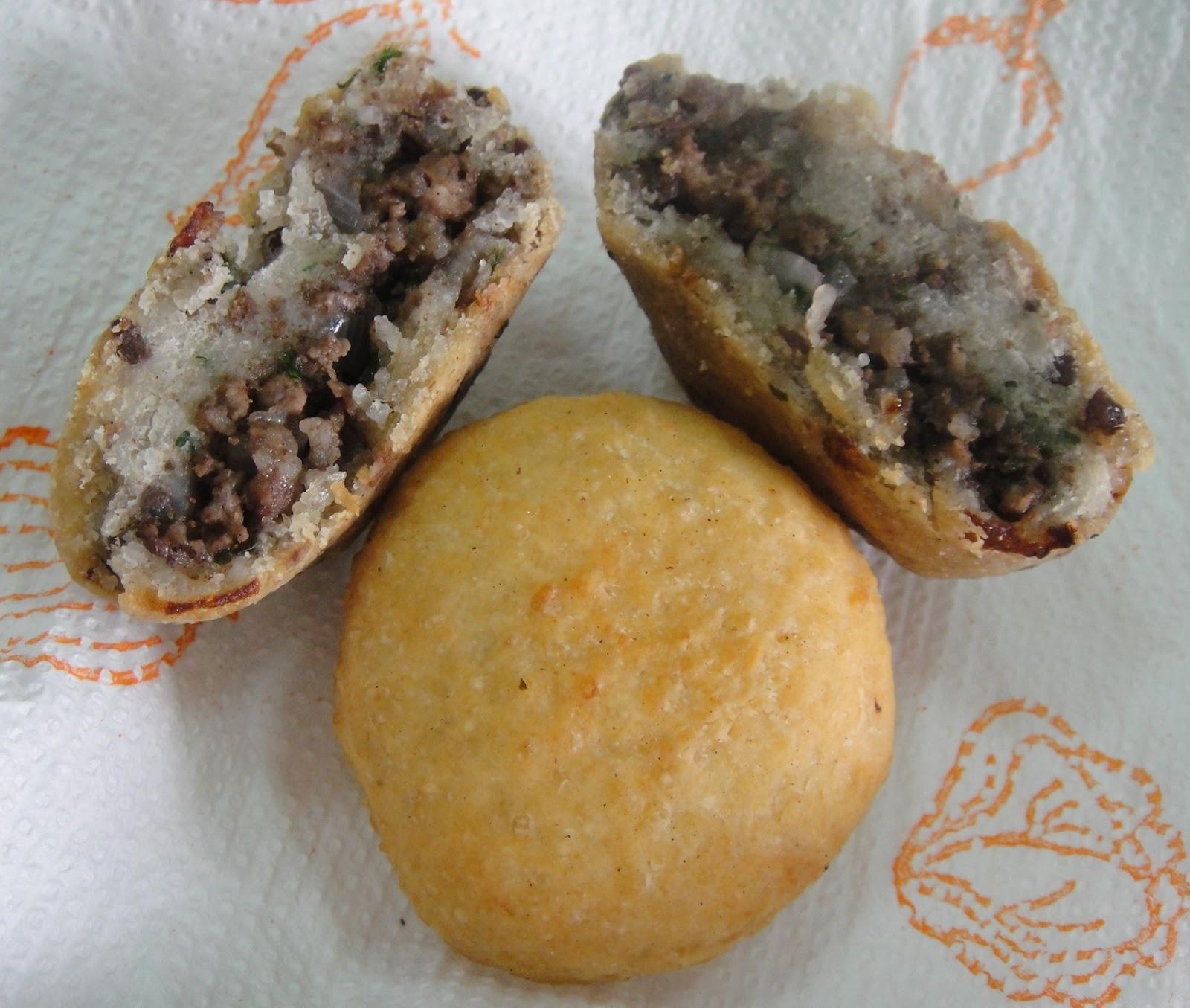 Maryams culinary wonders 3 semolina kubba 3 semolina kubba forumfinder Images