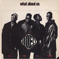 Jodeci - What About Us (VLS) (1994)