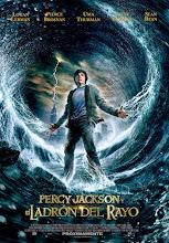 Percy Jackson y el Ladron del rayo.