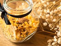 Granola Salgada (vegana)