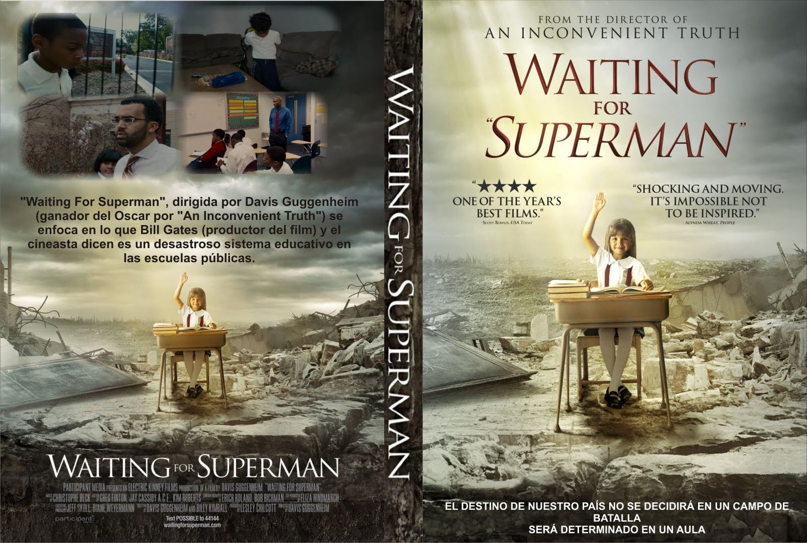 waiting for superman essay waiting for superman film analysis educ education tes editing techniques