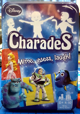 Disney Charades (age 6+) from Esdevium Games (review)