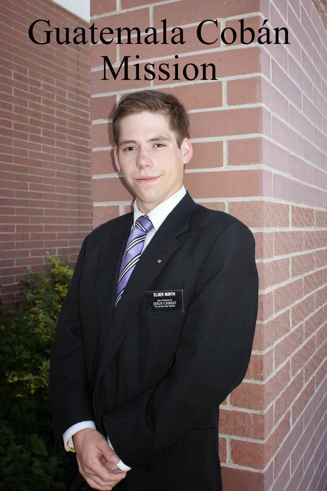 Elder Jered North